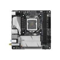 ASRock Z490M-ITX/ac Intel Z490 Mainboard Mini-ITX Sockel...