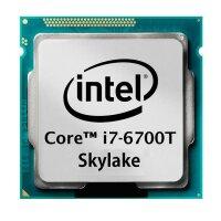 Intel Core i7-6700T (4x 2.80GHz) SR2L3 Skylake-S CPU...