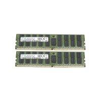 Samsung 32 GB (2x16GB) DDR4-2133 reg PC4-17000R...