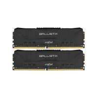 Crucial Ballistix 16 GB (2x8GB) DDR4-3000 PC4-24000U...