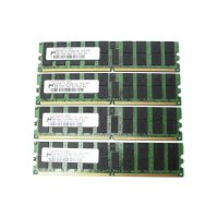 Micron 32 GB (4x8GB) DDR2-533 reg PC2-4200R...