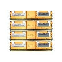 Hynix 4 GB (4x1GB) DDR2-667 FB-DIMM PC2-5300F...