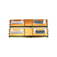 Hynix 2 GB (2x1GB) DDR2-667 FB-DIMM PC2-5300F...