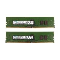 Samsung 8 GB (2x4GB) DDR4-2133 reg PC4-17000R...