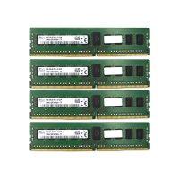SK Hynix 32 GB (4x8GB) DDR4-2133 reg PC4-17000R...