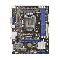 ASRock H61M-VG4 Intel H61 Mainboard Micro-ATX Sockel 1155...