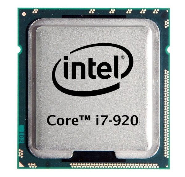 Intel Core i7-920 (4x 2.67GHz) SLBCH CPU Sockel 1366   #2710