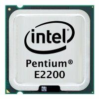 Intel Pentium Dual-Core E2200 (2x 2.20GHz) SLA8X CPU...