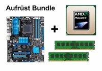 Aufrüst Bundle - ASUS M5A99FX Pro R2.0 + Phenom II...