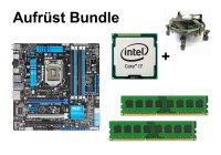 Aufrüst Bundle - ASUS P8P67-M Pro + Intel i7-3770 + 16GB...