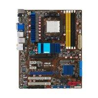 ASUS M4A78-E AMD 770 Mainboard ATX Socket AM2 AM2+ AM3...