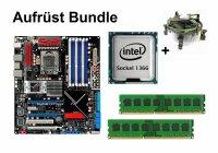 Aufrüst Bundle - Rampage II Extreme + Intel i7-920 + 16GB RAM #100263