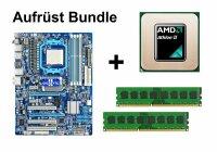 Aufrüst Bundle - Gigabyte 870A-UD3 + Athlon II X3...