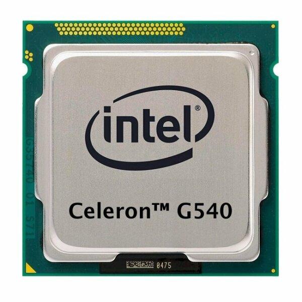 Intel Celeron G540 (2x 2.50GHz) SR05J CPU Sockel 1155   #29178
