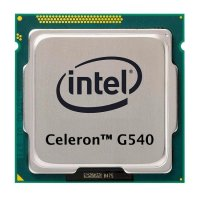 Intel Celeron G540 (2x 2.50GHz) SR05J CPU Sockel 1155...