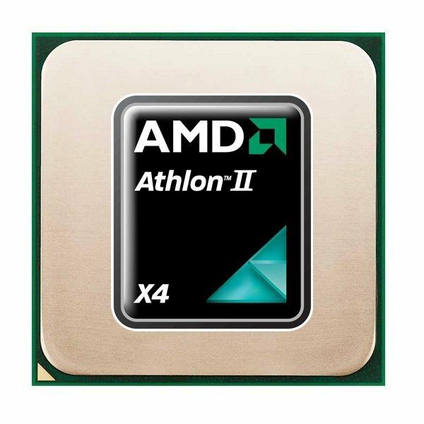 AMD Athlon II X4 620 (4x 2.60GHz) ADX620WFK42GI CPU Sockel AM2+ AM3   #2912