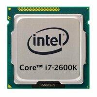 Intel Core i7-2600K (4x 3.40GHz) SR00C CPU Sockel 1155...