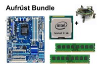 Aufrüst Bundle - Gigabyte P55-USB3 + Intel i7-860 +...