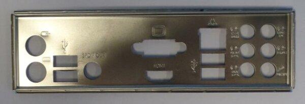 ASUS M3A78 Pro Blende - Slotblech - IO Shield   #27648