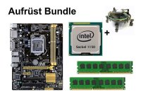 Aufrüst Bundle - ASUS H81M2 + Pentium G3220 + 16GB...