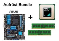 Aufrüst Bundle - ASUS M5A99X EVO + AMD Athlon II X3 440 + 16GB RAM #66561