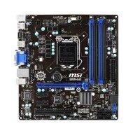 Aufrüst Bundle - MSI B85M-E45 + Intel i7-4771 + 4GB RAM #91137