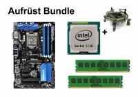 Aufrüst Bundle - Z97 Pro3 + Intel Xeon E3-1231 v3 + 4GB RAM #67330