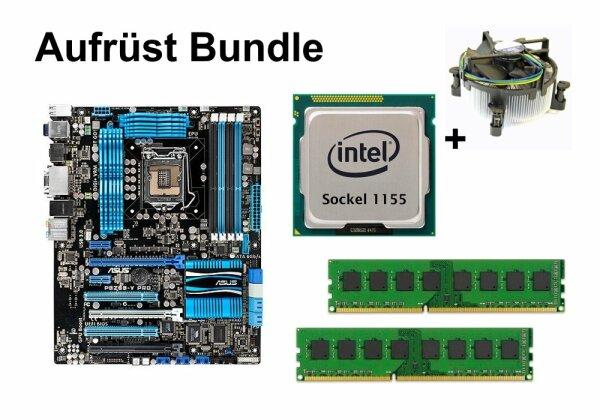 Aufrüst Bundle - ASUS P8Z68-V Pro + Pentium G620 + 8GB RAM #67842