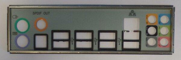 Gigabyte GA-EP35C-DS3R Rev:2.1   Blende - Slotblech - IO Shield   #27906