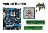 Aufrüst Bundle - ASUS P8Z68-V/GEN3 + Intel Core i3-2125 + 8GB RAM #131075