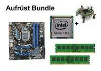 Aufrüst Bundle - MSI P55M-GD45 + Intel i3-550 + 4GB...