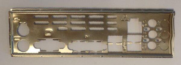 Biostar GF7100P-M7 Blende - Slotblech - IO Shield      #27652