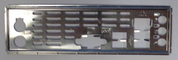 Biostar G31-M7 TE   Blende - Slotblech - IO Shield   #27908