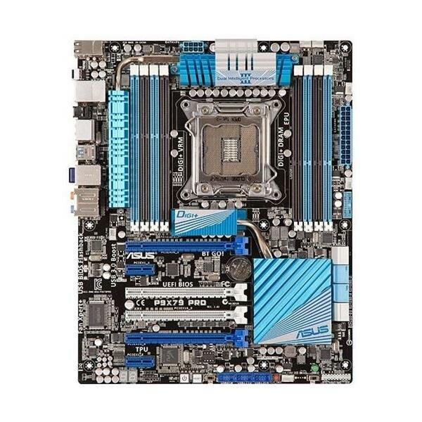 ASUS P9X79 PRO Intel X79 Mainboard ATX Socket 2011   #36613