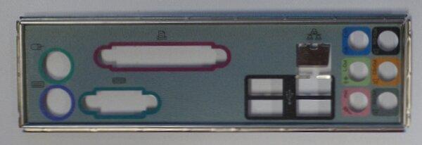 MSI MS-7514  Blende - Slotblech - IO Shield      #27910