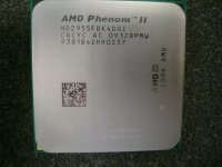 Aufrüst Bundle - ASUS M5A78L-M/USB3 + Phenom II X4 955 + 4GB RAM #58886