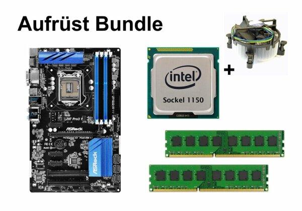 Aufrüst Bundle - Z97 Pro3 + Intel Xeon E3-1240 v3 + 4GB RAM #67335