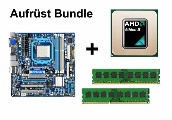 Aufrüst Bundle - Gigabyte MA78LMT-US2H + Athlon II X2 240e + 4GB RAM #133895