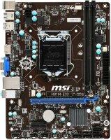 Aufrüst Bundle - MSI H81M-E33 + Intel i5-4670 + 8GB RAM #91399