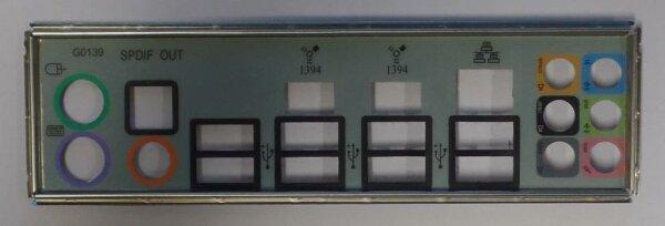 Gigabyte GA-M720-US3 Blende - Slotblech - IO Shield      #27911