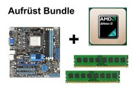 Aufrüst Bundle - ASUS M4A785T-M + AMD Athlon II X2 245 + 16GB RAM #123143