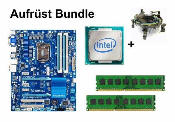 Aufrüst Bundle - Gigabyte Z77-D3H + Intel i5-3450 + 4GB RAM #99848