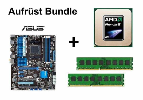 Aufrüst Bundle - ASUS M5A99X EVO + Phenom II X4 955 + 32GB RAM #56072