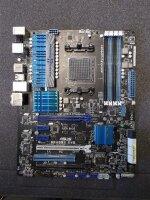 Aufrüst Bundle - ASUS M5A99X EVO + Phenom II X4 955 + 4GB RAM #56073