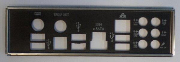 ASUS M3A32-MVP Deluxe Blende - Slotblech - IO Shield   #27146