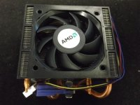 Aufrüst Bundle - Gigabyte 880GM-UD2H + Phenom II X4 840 + 16GB RAM #75788