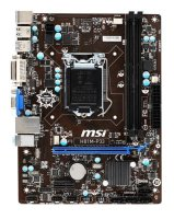 Aufrüst Bundle - MSI H81M-P33 + Intel Core i5-4440 + 4GB RAM #117772