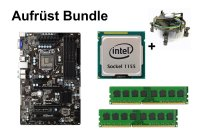 Aufrüst Bundle - ASRock Z77 Pro3 + Pentium G620 + 16GB RAM #132365