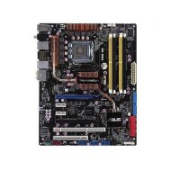 ASUS P5Q WS Workstation Mainboard P45 Chipset ATX Sockel...
