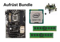 Aufrüst Bundle - ASUS Z97-P + Intel i3-4160 + 8GB...